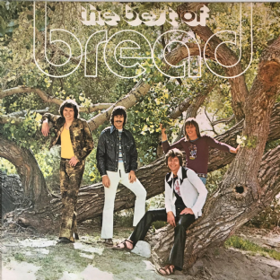 Bread - The Best Of Bread (LP) (VG/VG-)